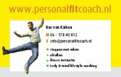 Personal trainer Personal Fit Coach