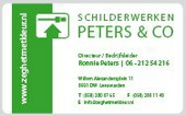Schilderwerken Peters & Co.